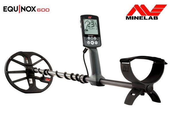 Equinox 600 Metalldetektor