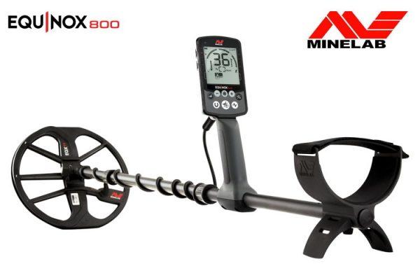 Equinox 800 Metalldetektor