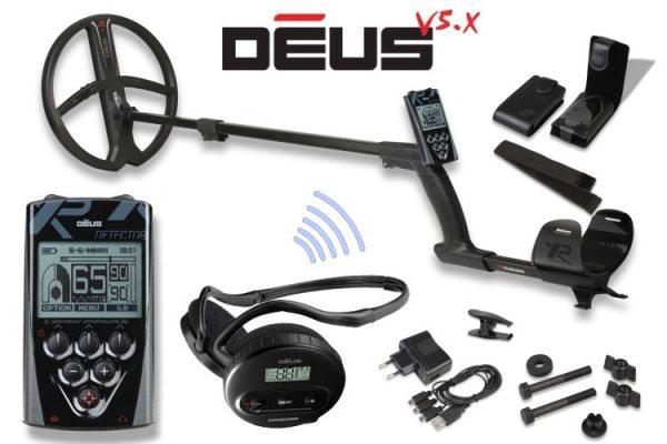 Metalldetektor XP Deus